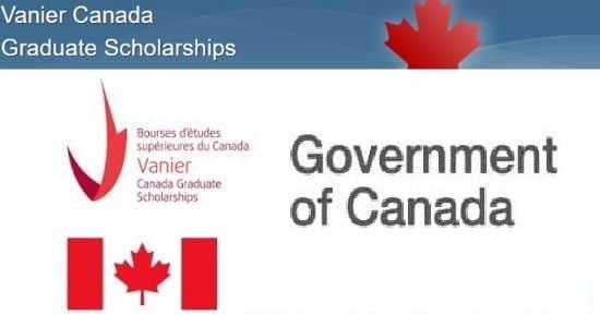 بورسیه ونیر (vanier canada graduate scholarships) کانادا