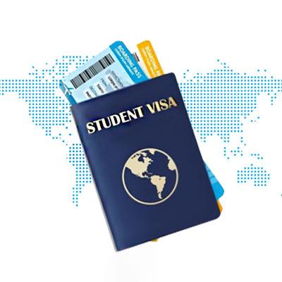 ویزای دانشجویی و همراهان و شرایط اجازه کار برای دانشجو و همراه