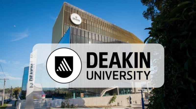 بورسیه دکترا دانشگاه Deakin  استرالیا