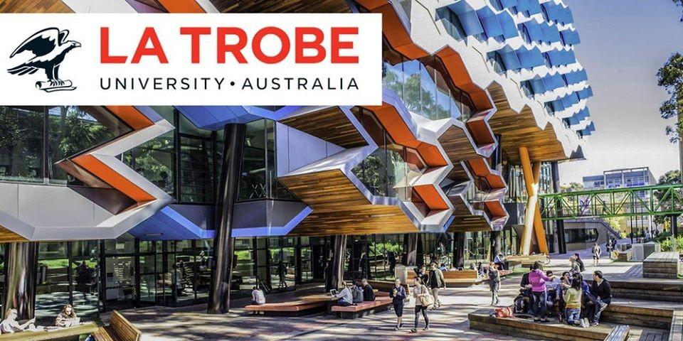 بورسیه لیسانس دانشگاه La Trobe استرالیا