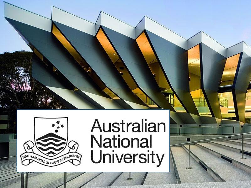 بورسیه فوق لیسانس دانشگاه ANU استرالیا