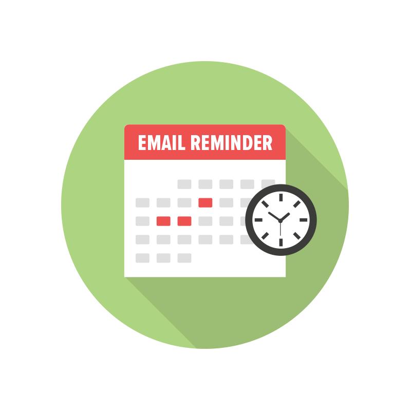 چگونه ایمیل ریماندر بزنیم؟