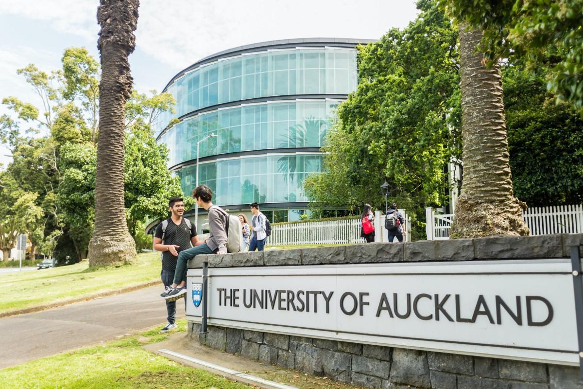 بورسیه کارشناسی ارشد دانشگاه Auckland نیوزلند