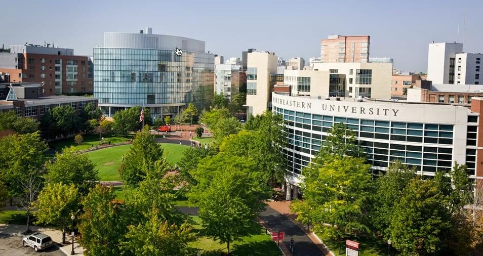 موقعیت پست دکترا دانشگاه Northeastern آمریکا