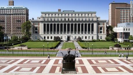 موقعیت پست دکترا دانشگاه Columbia آمریکا
