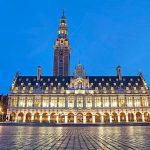 بورسیه دکترا دانشگاه KU Leuven بلژیک